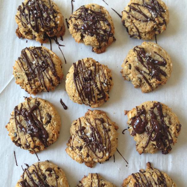 Almond & Coconut Cookies