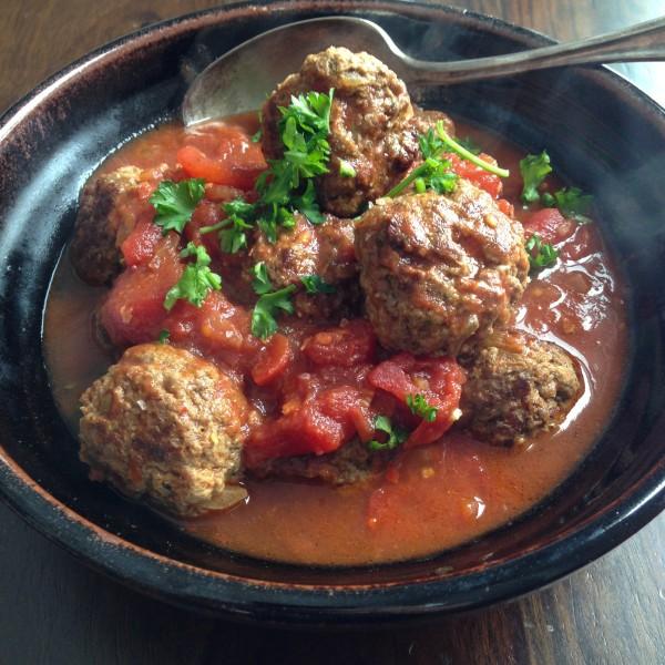 Moroccan Meatball