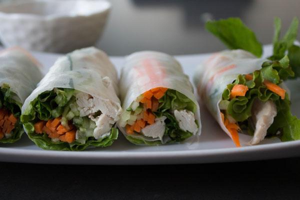 Chicken-Salad-Rolls